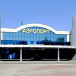 Аэропорты Тербунов