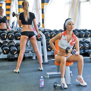 Фитнес-клубы Тербунов