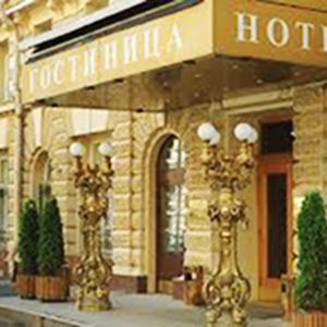 Гостиницы Тербунов