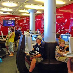 Интернет-кафе Тербунов
