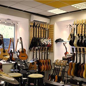 Музыкальные магазины Тербунов