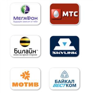 Операторы сотовой связи Тербунов