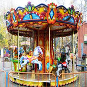 Парки культуры и отдыха Тербунов