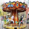 Парки культуры и отдыха в Тербунах