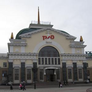 Железнодорожные вокзалы Тербунов